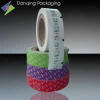 Quality Waterproof Juice Packaging Laminated Roll Stock Film With Multiple Extrusion for sale