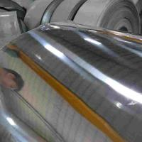 Quality 410 BA Mirror Stainless Steel Strip Roll , ASTM 304 430 420 316L Aisi Steel Strip Coil 0.3mm-3mm for sale