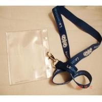 Quality Fashion ECO friendly lanyard with ID badge holder for sale