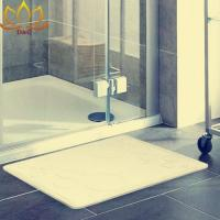 Quality Fast Drying Soil Diatomite Bath Mat Bathroom Mats That Absorb Water Instant Dry for sale