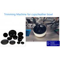 China Trimming machine for cups/leather bowl, Leather film leather bowl leather ring brake leather film car brake diaphragm on sale