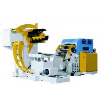 Quality Servo Motor 3 In 1 Material Rack Uncoiler Machine High Load Capacity for sale