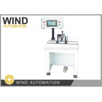 Buy cheap Automatic Dynamic Armature Rotor Adding Weight Compound Balancing Machine from wholesalers
