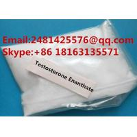 China Safe Anabolic Bulking Cycle Steroids Testosterone Enanthate Test Enanthate Powder CAS 315-37-7 on sale