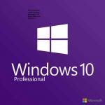 100% Working Useful Windows 10 Pro Key Code 32/64 Bits For Global Area