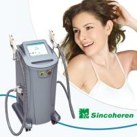 Quality Intense Pulsed Light Hair Removal IPL Beauty Machine For Wrinkle Removal for sale