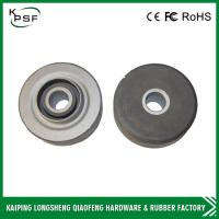 Quality Natural Engine Rubber Mounts For Hyundai Excavator R200 Front for sale