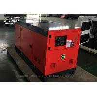 Quality Brushless Diesel Silent Generator Perkins Engine 1103A-33TG2 60KVA 48KW for sale