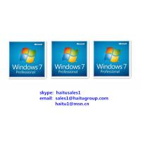 Quality Windows Product Key Code For Win 7 Pro OEM Key Online Activation for sale