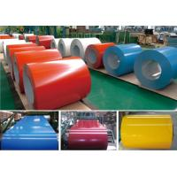 China PREPAINTED STEEL COIL,Coated Steel Coil,Color Coated Steel Coil on sale