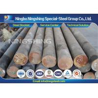 SAE 52100 Alloy Steel Bar , Turned / Grinded Bearing Steel Round Bar