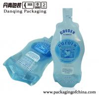 Quality Nylon Laminated Material Drink Pouch Bag For Beverage / pure Water Packaing for sale