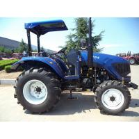 Quality 130Hp Agricultural Farm Tractor Trailer With the Dump Trailer for sale