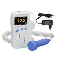 Quality Backlight LCD Display Fetal Heart Rate Doppler With AC 220V Low Ultrasound Dosage for sale