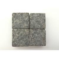 Quality Whiskey Chilling Stones Set of 4 or 6 Handcraft Premium Granite Cubes Sipping Rocks for sale