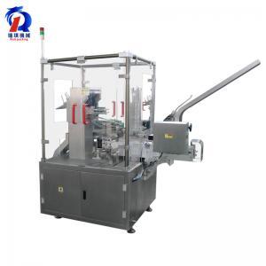 Automatic Cartonator Packing Machine , High Speed Tablet Packing Machine