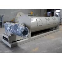 Large Output Continuous Mixer , High Capacity Continuous Ribbon Blender