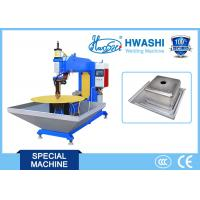 Quality Basin / Wash Tank DC Auto Welding Machine , Submerged Arc Welding Machine Durable for sale
