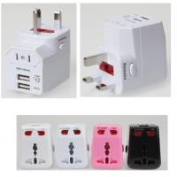 Quality White Rotating USB Wall Charger Adapter Socket For iPhone MP3 IPOD IPAD for sale