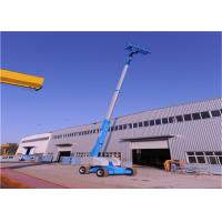 Quality Elevated Lightiweight Electric Man Lift High Strength Steel Structure Compact Frame for sale