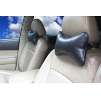 Quality Classic Design Car Headrest Pillow For Relief Body Pressure Customized Printed Logo for sale