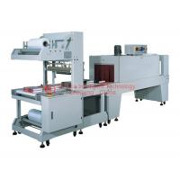 China Fully Automatic Shrink Packing Machine , High Speed Shrink Wrapping Machine on sale