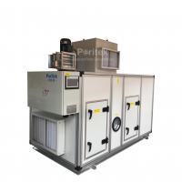 Quality 3000CMH Industrial Desiccant Dehumidifier For Glass Lamination Process for sale
