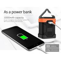 Buy cheap Multi-functional power bank camping led light with IP65 waterproof for emergency from wholesalers