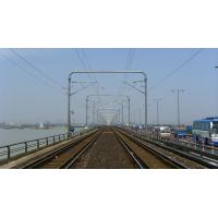 Quality Light Weight Steel Building Structures For Electrical Railway Steel Poles, Warehouse for sale