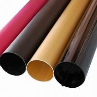 Quality Anodized aluminum pipes/pipes/powder-coated aluminum tubes/tubes for sale