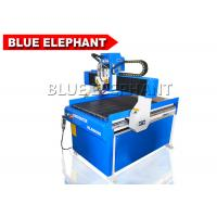 Quality ELE 6090 4 Axis Cnc Router Advertising Engraving Machine With Rotary Device for sale