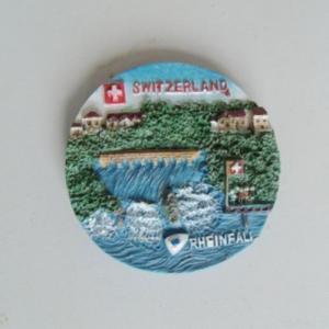 China Polyresin Souvenir Fridge Magnet on sale