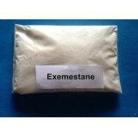 China Anti Estrogen Steroids Exemestane Aromasin CAS 107868-30-4 For Breast Cancer on sale