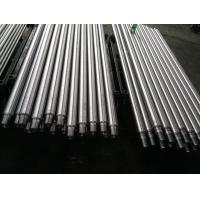 Quality 20MnV6 Hot Rolled Pneumatic Piston Rod Round With Chrome Plating for sale