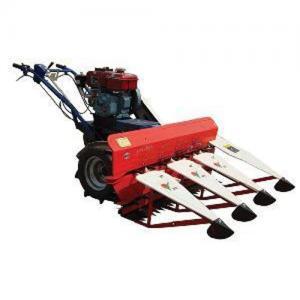 paddy rice harvest machine