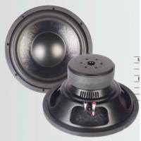 """3.0"""" 4 Layer Street Audio Subwoofer With Hi - Temp Aluminum Wire Voice Coil"""