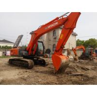 Buy cheap ZX200-3 Crawler excavator digger for sale used excavator hitachi ZX200-5 from wholesalers