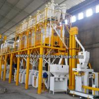 Quality wheat milling machine, 35-60ton per day milling machine, flour mill plant for sale
