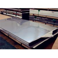 Quality Lightweight 409L Polished Stainless Sheet 0.5 - 3.0mm 2B Finished SS 409L Sheet for sale