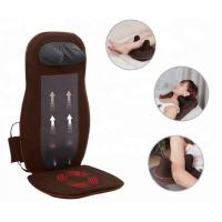 China Cervical Pain Relieve Massage Seat Cushion Car Vibrating Seat Massager on sale