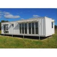 Buy cheap Standard Mobile Quick Assembly Steel Container House Prefabricated House from wholesalers