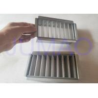 Quality SS Precision Expanded Micro Wire Mesh Filter For Ventilator for sale