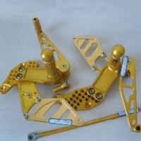 Quality Hayabusa Gsxr1300 1999-2010 Billet CNC Rear Sets, Foot Pegs, Foot Rests (RS08-Z) for sale