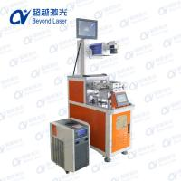 Quality Mini type rotary attachment high quality UV laser marking machine,rotary UV laser marking machine 1.5w for sale