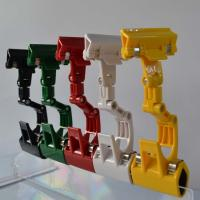 Quality Price Tag Holder Clip , Supermarket Plastic Display Clips For Sign Stands for sale