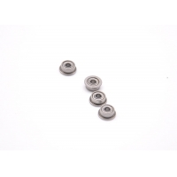 Quality FR133ZZ High Accruacy Inch Chrome Steel R Flange Bearings for sale