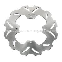 Quality 240mm Racing Bike Motorcycle Brake Rotors , Rear Position XR650R Honda Brake Discs for sale
