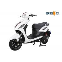 Quality Electric Hub Motor Scooter , Electric Sport Scooter F / R DISC Brake for sale