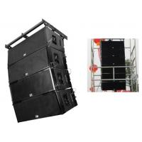 China Dual 12 Inch 3 Way Full Range Line Array Speakers 3000W System 139dB P Audio on sale
