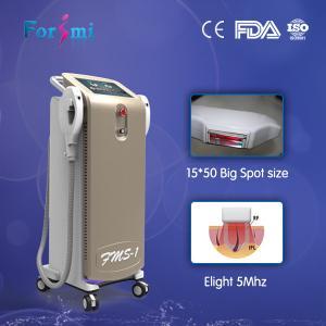 Hair free laser high power aft shr ipl e-light syneron shr machine for sale